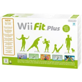 Wii Fit Plus with Balance Board (contains 69s)