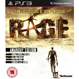 Rage Anarchy Edition Sony PS3