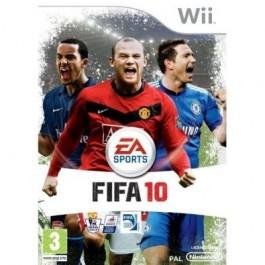 Fifa 10 Football Nintendo Wii