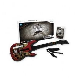 Guitar Hero Metallica & Guitar Bundle Nintendo Wii