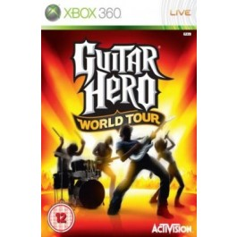 Guitar Hero World Tour Only Xbox 360