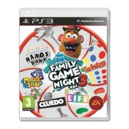 Hasbro Family Night 3 (Playstation 3)