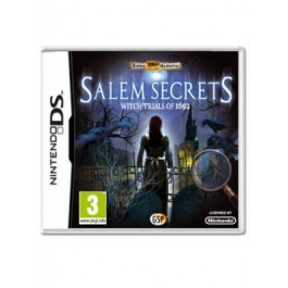 Hidden Mysteries - Salem Secrets (Nintendo DS DSi)