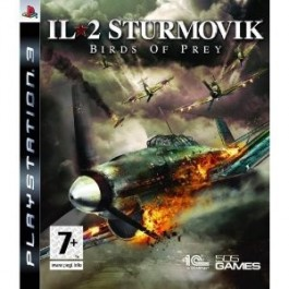 IL-2 Sturmovik Birds of Prey PS3