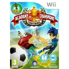 Academy of Champions MotionPlus and Wii Fit Compatible Nintendo Wii
