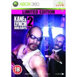 Kane and Lynch 2 Dog Days - Limited Edition Xbox 360