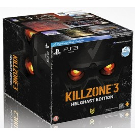 Killzone 3 Helghast Special Edition Pack PlayStation 3 PS3