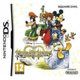 Kingdom Hearts: Recoded Nintendo DS