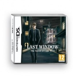 Last Window The Secret of Cape West Nintendo DS