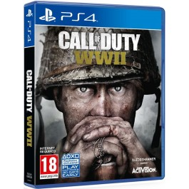 Call Of Duty WWII - COD WW2 Video Game PS4