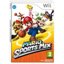 Mario Sports Mix Nintendo Wii