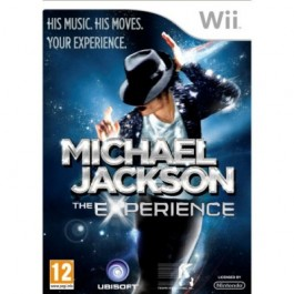 Michael Jackson The Experience Nintendo Wii Dancing
