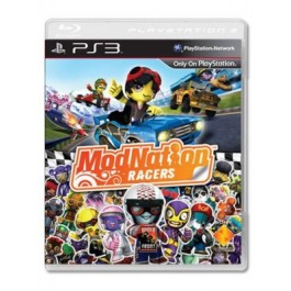 ModNation Racers  - Playstation 3 PS3