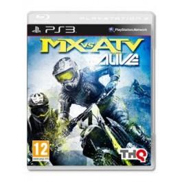 MX vs ATV Alive PlayStation 3 PS3