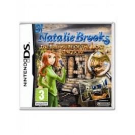 Natalie Brooks Treasures of the lost kingdom Nintendo DS
