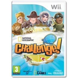 National Geographic Challenge! Nintendo Wii