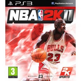 NBA 2K11 Basketball Sony Playstation PS3 2011