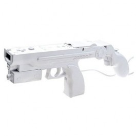 Nintendo Wii laser gun for Wii Remote and Nunchuck controllers