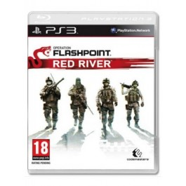 Operation Flashpoint Red River Playstation 3 PS3