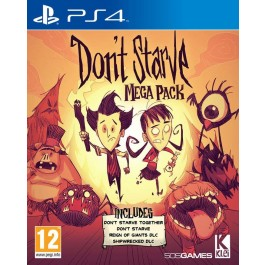 Dont Starve Mega Pack Video Game PS4