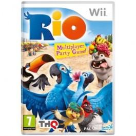 Rio MultiPlayer Party Nintendo Wii