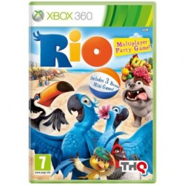 Rio MultiPlayer Party Xbox 360