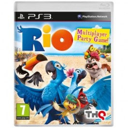 Rio MultiPlayer Party PlayStation 3 PS3