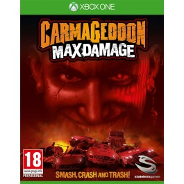 Carmageddon Max Damage Xbox One Game with BONUS Pre-Order Content