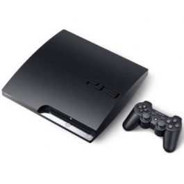 Sony PlayStation 3 PS3 Slim Console 250GB UK Model