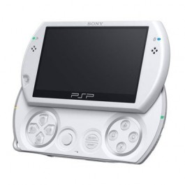 Sony PSP Go! White Console with 10 Downloadables (PSP)