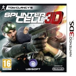 Splinter Cell 3D Nintendo 3DS