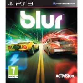Blur with Chrome BMW Unlock Code PS3