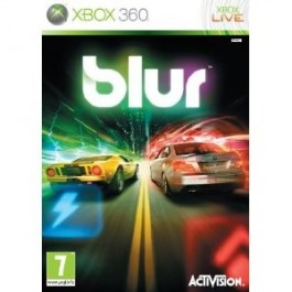 Blur with Chrome BMW Unlock Code Xbox 360