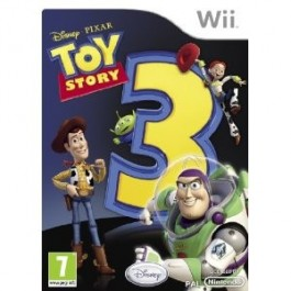 Toy Story 3: The Video Wii