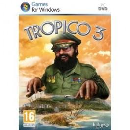 Tropico 3: Gold Edition PC DVD