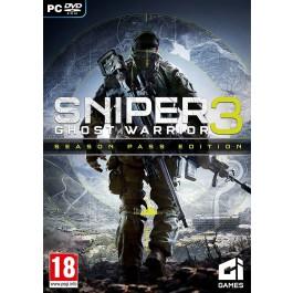 Sniper Ghost Warrior 3 Season Pass Edition PC DVD