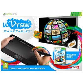 uDraw Tablet including Instant Artist Xbox 360