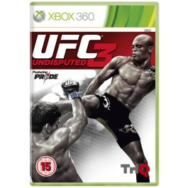 UFC Undisputed 3 Limited Edition - Contenders Fighter Pack Xbox 360