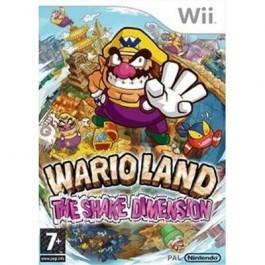 Wario Land The Shake Dimension  Wii