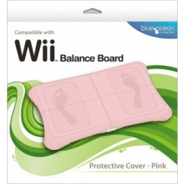 Wii Board Protective Cover Pink Nintendo Wii