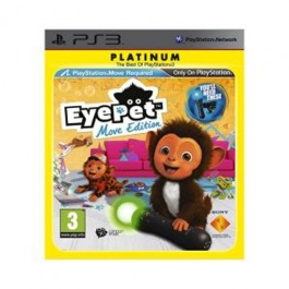 EyePet Move Platinum Edition Sony PS3
