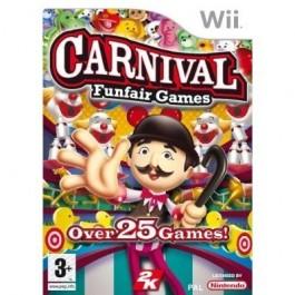 Carnival Fun Fairs Nintendo Wii