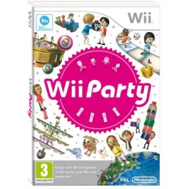 Wii Party Nintendo Wii