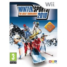 Winter Sports 2010: The Great Tournament Wii