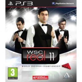 WSC Real 11 Playstation 3 PS3