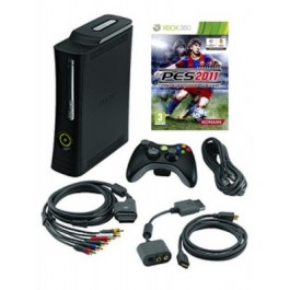 Xbox 360 Elite 120GB Console with Pro Evolution 2011