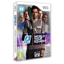 PSA World Tour Squash Nintendo Wii/Wii U