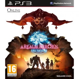 Final Fantasy XIV - A Realm Reborn Standard Edition PS3