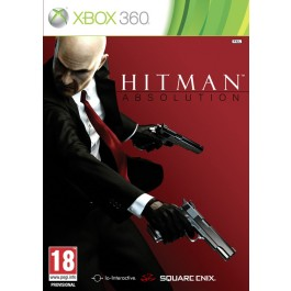 Hitman Absolution Xbox 360 Standard