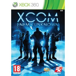 XCom Enemy Unknown Xbox 360 x com